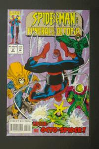 Spider-Man: Funeral for an Octopus #2 April 1995