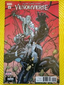Venomverse Issues/Cvrs #1A & 2A (Marvel, 2017) Unread copies