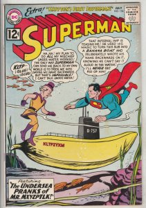 Superman #154 (Jul-62) VF/NM High-Grade Superman, Jimmy Olsen,Lois Lane, Lana...