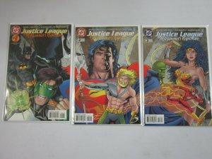 Justice League Midsummer's Nightmare #1 - 3 - 8.0 VF- 1996