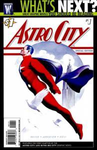 Astro City (Kurt Busiek's…, Vol. 1) #1 (2nd) VF/NM; Image | save on shipping - d