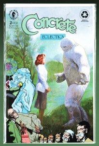 Concrete: Eclectica #2 (1993)