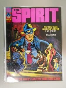 Spirit Mag Lot, Run:#1-41 35 Different issues, Avg 7.0 (1974-83)