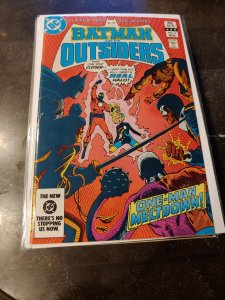 Batman and the Outsiders #4 (1983)