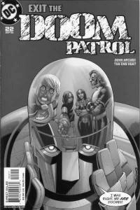 Doom Patrol (2001 series) #22, NM (Stock photo)