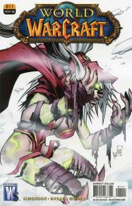 World of Warcraft #11 VF/NM; WildStorm | save on shipping - details inside