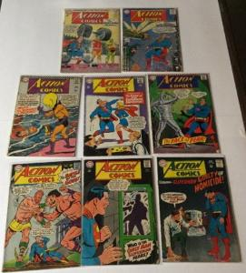 Action Comics 304 326 338 346 34 353 355 358 4.0 Vg Average 304 Is 2.0 Gd