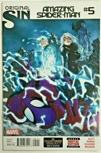 AMAZING SPIDER-MAN#5 VF/NM 2014 MARVEL COMICS