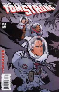 Tom Strong #23 VF/NM; America's Best   save on shipping - details inside