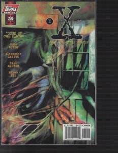X-Files #39 (Topps, 1998) NM