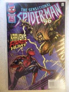 SENSATIONAL SPIDER-MAN ANNUAL # 96