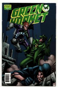 Green Hornet #22 Phil Hester Variant (Dynamite, 2012) FN