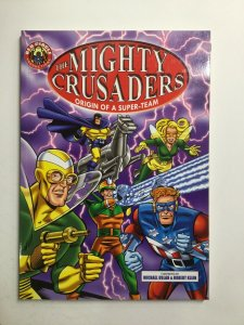 The Mighty Crusaders Origin Of A Super-Team Tpb Softcover Sc Nm Red Circle