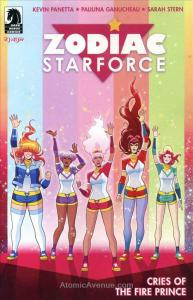 Zodiac Starforce: Cries of the Fire Prince #1 VF/NM; Dark Horse   save on shippi