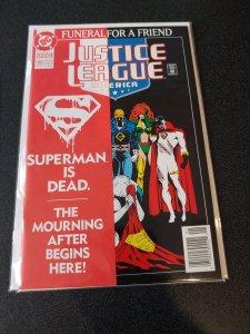 JUSTICE LEAGUE #70 NM
