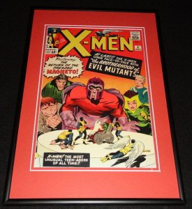 Uncanny X Men #4 Framed 12x18 Cover Photo Poster Display Official Repro