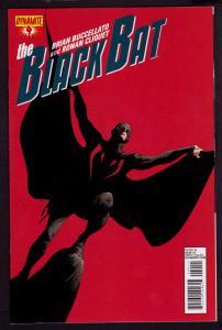 Black Bat #4 (2013, Dynamite)   9.2 NM-