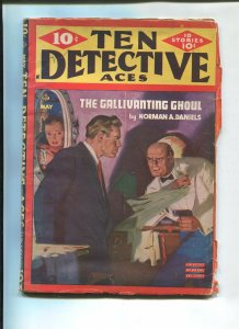 TEN DETECTIVES ACES MAY 1945-ACES-ERNEST CHIRIACKA-VG