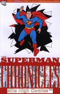 SUPERMAN CHRONICLES TPB (2006 Series) #5 Near Mint