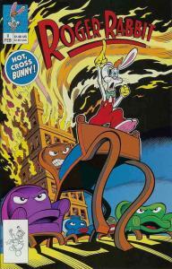 Roger Rabbit #9 FN; Disney | save on shipping - details inside