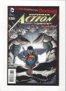 Action Comics  # 31 DC Comics New 52 NM/M SALE!!!!