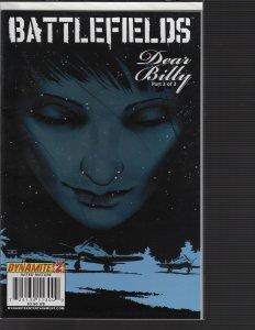 Battlefields: Dear Billy #2 (Dynamite, 2009) NM
