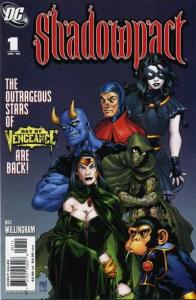 Shadowpact #1, NM (Stock photo)