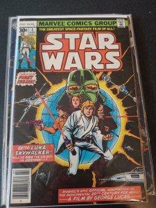 Star Wars #1 VF HARD TO FIND