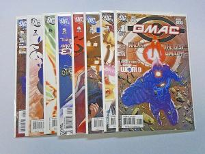 Omac set #1 to #8 2nd Second Series 8 books 8.0 VF (2006)