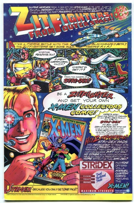 VENOM Funeral Pyre #1-1993-Punisher-Comic book-Marvel VF