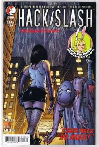 HACK SLASH #19, Series, NM, Tim Seeley, Serial Killer, 2007, more HS in store