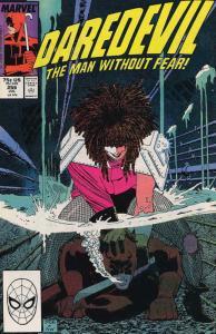 Daredevil #256 FN; Marvel | save on shipping - details inside