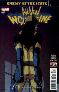 All-New Wolverine #14 FN; Marvel | save on shipping - details inside