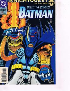 Lot Of 3 Detective Comics Feat. Batman # 675 676 677 DC Comic Books Joker J93