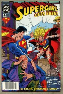 SUPERGIRL #4, VF/NM, Stern, Guice, Superman, 1994, more DC / SG in store
