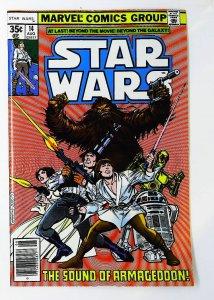 Star Wars (1977 series) #14, NM- (Actual scan)
