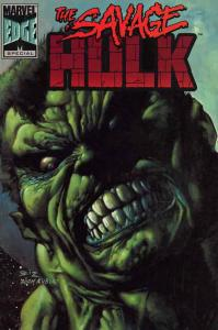 Savage Hulk, The #1 FN; Marvel | save on shipping - details inside