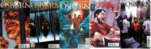 OSBORN (2011) 1-5  'Evil Incarcerated'  COMPLETE! COMICS BOOK