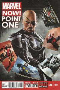 Marvel Now! Point One #1, NM (Stock photo)