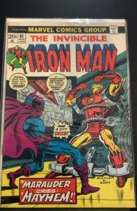 Iron Man #61 (1973)