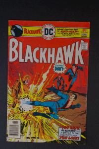 Blackhawk #246, May-June 1976, DC Comics