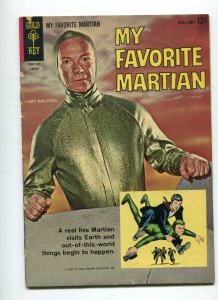 My Favorite Martian 1 VG/VG+ (Gold Key January 1964)
