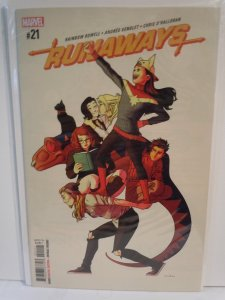 Runaways #21