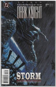 Batman  : Legends of the Dark Knight   # 58 VG/FN (Storm)