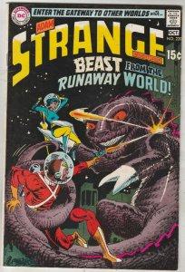 Strange Adventures #220 (Oct-69) VF/NM High-Grade Adam Strange, Alana