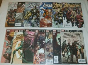 Avengers: Initiative; The Order #1-8, New Warriors vol. 4 #3-9 + (set of 22)