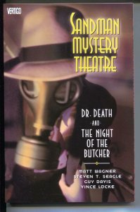Sandman Mystery Theatre: Dr. Death And The Night Of The Butcher-TPB-trade