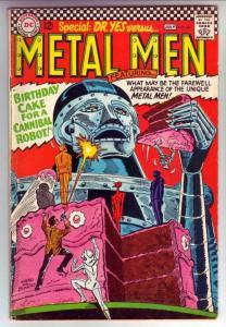 Metal Men #20 (Jun-66) FN Mid-Grade Metal Men (Led, Tina, Tin, Gold, Mercury,...