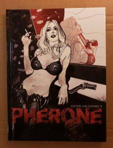 VIKTOR KALVACHEV'S PHERONE HARD COVER GRAPHIC NOVEL 1ST PRINT IMAGE COMICS