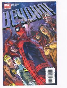 Beyond! # 1 NM Marvel Comic Book Limited Series Spider-Man Venom McDuffie S80